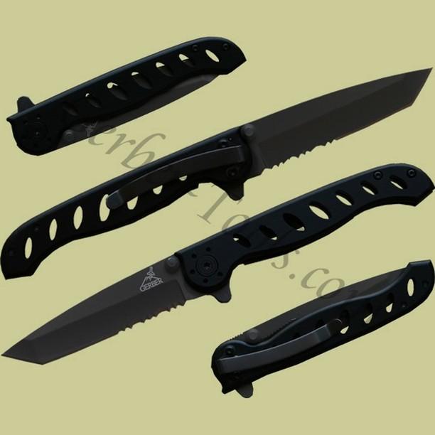 Gerber EVO Mid Size Tanto 30-000202 Get it at www.Gerber-Tools.com gerbergear gerberknives knives knife