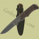 Gerber Freeman Stag Caping 22-01833 Get it at www.Gerber-Tools.com