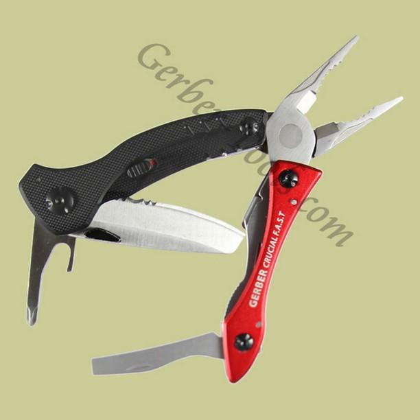 Gerber Crucial FAST 30-000315 Get it at www.Gerber-Tools.com gerbergear gerberknives knives knife