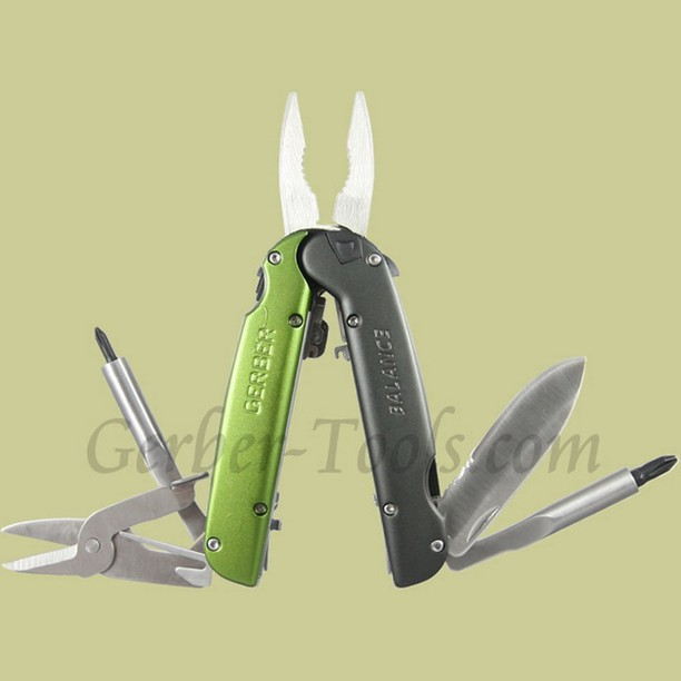 Gerber Balance Multitool 30-000506 Get it at www.Gerber-Tools.com gerbergear gerberknives knives knife