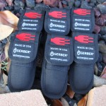 Embroidered Gerber Sheaths for Electricord