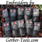 Embroidery example by www.Gerber-Tools.com