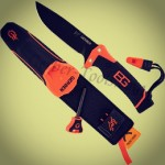 Another shot of the Bear Grylls Ultimate Pro Fixed Blade Knife 31-001901.. it's a keeper! Pick one up today at www.Gerber-Tools.com