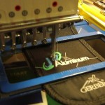At Gerber-Tools.com we can embroider your Gerber sheath with pretty much anything you desire. Names and company logos are the majority of what we embroider on sheaths.