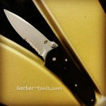 With a Gerber fast draw the perfect knife it's always ready.
