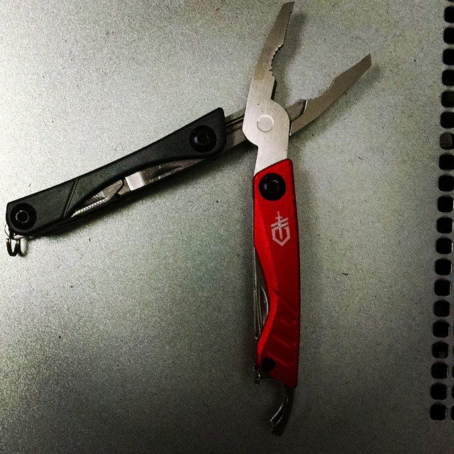 Fall in love again with the Gerber red dime.Find this and many more Gerber products today on Gerber-tools.com GerberTools gerberlove red survival multi