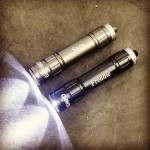 Nothing makes you more cool in the eyes of a child than to have a little something for them when you haven't seen them a while. These laser engraved Gerber Tempo flashlights have the mission to impress a couple of kiddos today!
