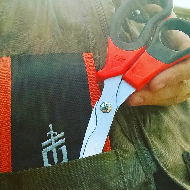 Vital- Take-A-Part Shears by Gerber, are perfect for any outdoorsman or weekend warrior in the wilderness gerber gerbernation getyours