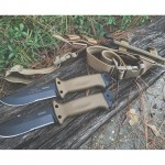 Mmmm someone's getting an exciting stocking stuffer! This is the Gerber LMF II Survival in Coyote Brown  come check it out on our site! www.gerber-tools.com