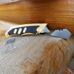 Gerber Transit 30-000416 multitool for $8.99 while supplies last. This is the last of this multitool that doubles as a utility knife and pencil! Get yours here: GERBER-TOOLS.COM/TRANSIT