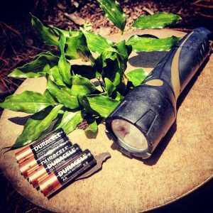 Gerber Myth Blood Tracking Flashlight 31-001863