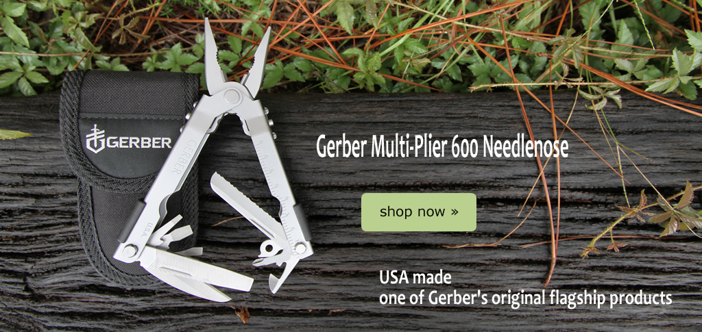 Gerber MP600 Needlenose Multitool