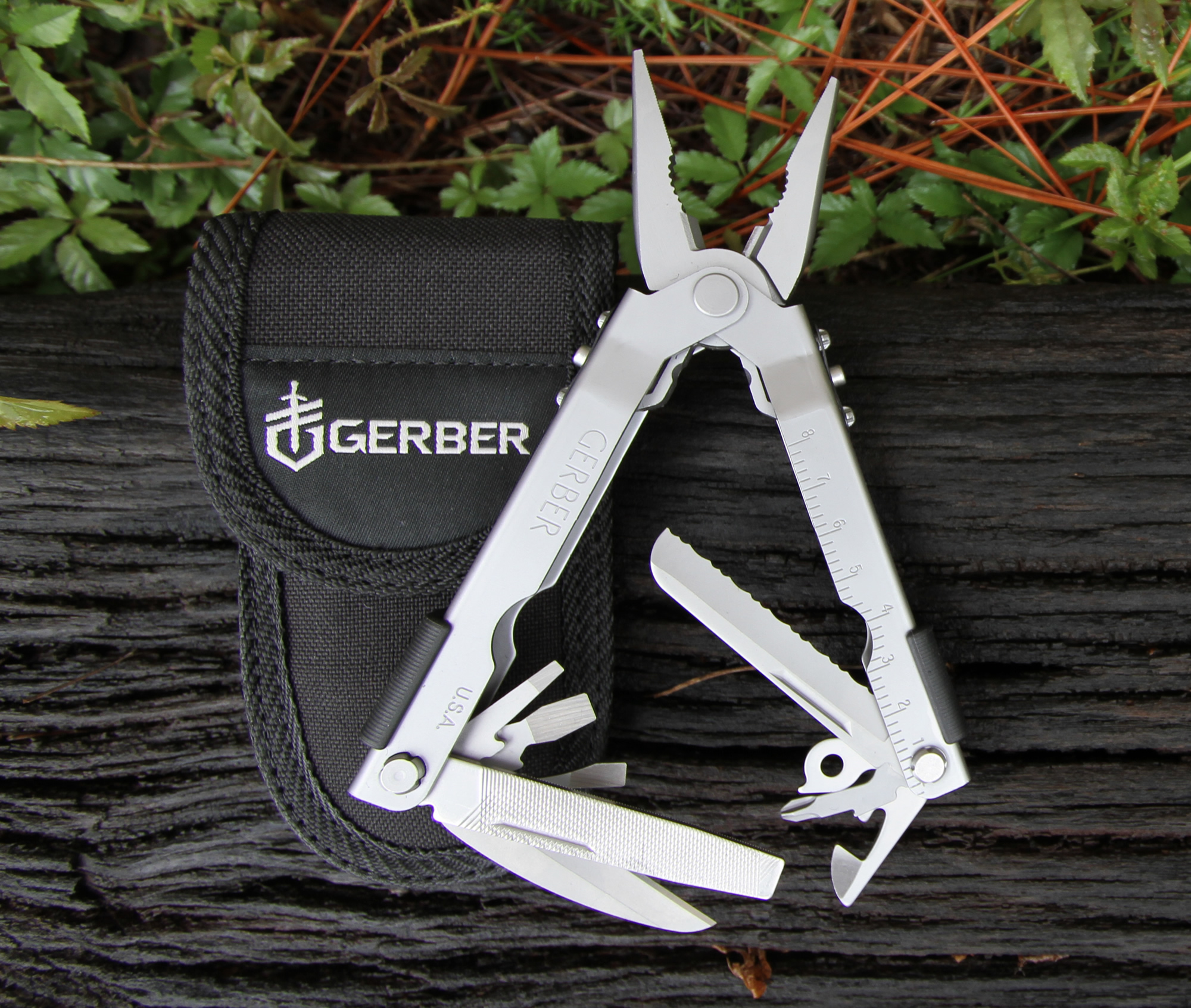 Gerber Multi-Plier 600 Needlenose 07530 47530