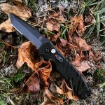 Propel your way through the falling leaves! Gerber Propel Automatic Tactical Knife 30-000843 is ready for anything falling in your way.