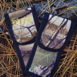 Embroidered Personalized Camoflauge Sheaths. This is what everyman wants to put his Knife in.