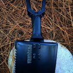 Gerber Shovel Pick 22-01945. Custom engraving. This Shovel is ready for your next project or camping trip. #22-01945