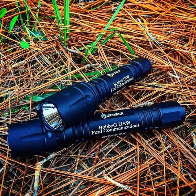 Gerber Cortex Tactical High-Output LED Flashlight 30-000820