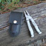 Leather sheath for Gerber MP400 Multitool