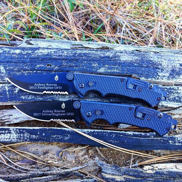 Gerber Hinderer CLS Black Knife 22-01870