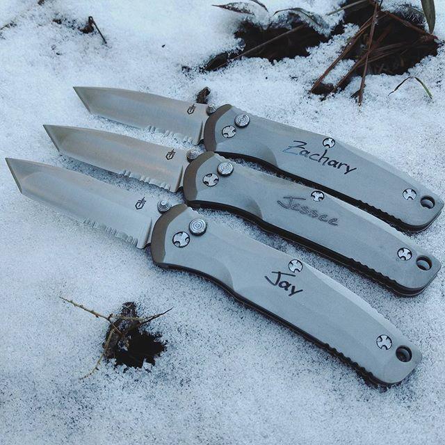 Gerber Venture FAST Tanto Knife 30-000405