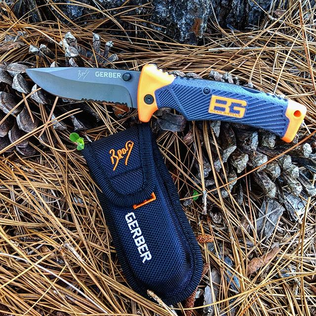 Gerber Bear Grylls Folding Sheath Knife 31-000752. This is all you will need to survive like the one and only Bear Grylls. Get yours today at Gerber-tools.com! #gerber #bear #grylls #survival #series #31-000752