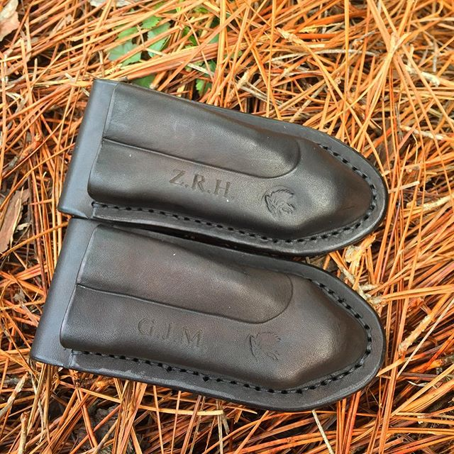 Gerber Center Drive Leather Sheath was custom made and custom engraved.  Get yours made just for you too! #gerbercenterdrive #multitool #leathersheath #engravedsheaths
