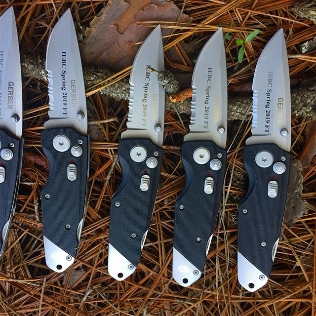Gerber Obsidian Knife Serrated blade and tools 22-01022.  Engraving just done -enjoy your Spring Fling! #springfling #obsidian #gerberknives #22-01022