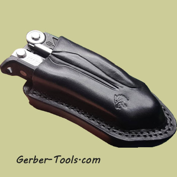 Black Leather Sheath for Gerber Center-Drive Multitool
