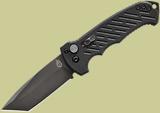 Gerber 06 Auto Knife w/ Fine Edge Tanto Blade G-10 Handle 30-001296