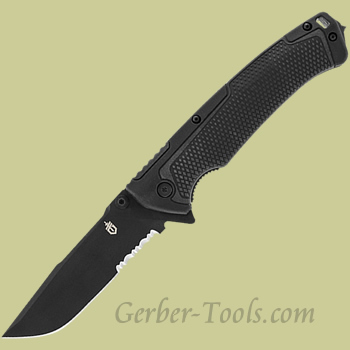 Gerber Decree Tactical Knife 31-002718