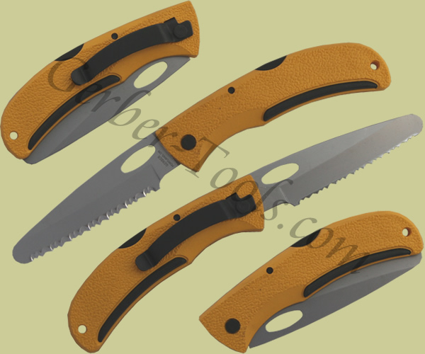 Gerber E-Z Out Rescue Knife 06971 46971. Product Number 06971