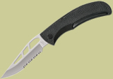 Gerber E-Z Out Skeleton Serrated Knife 06751 46751