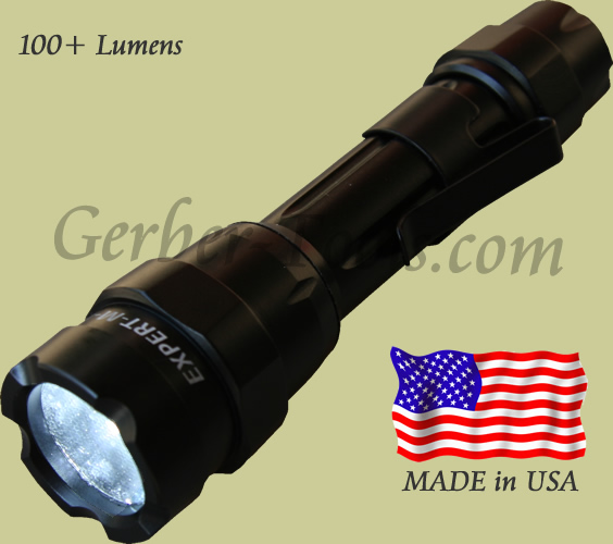 Gerber Expert M Military Flashlight 31 000498 22 80131