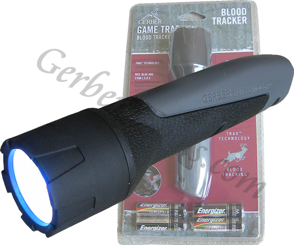 gerber game tracker blood tracking flashlight 31 000304