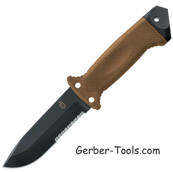 Gerber LMF II Infantry - Coyote Brown 22-41463