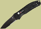 Gerber Propel AO Knife Black G-10 Handle 30-000698