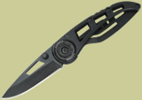Gerber Ripstop I Black Knife