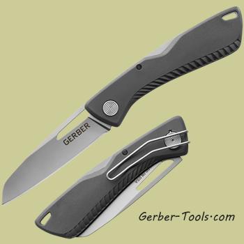 Gerber Sharkbelly 30-001409 - Fine Edge Lockback Knife