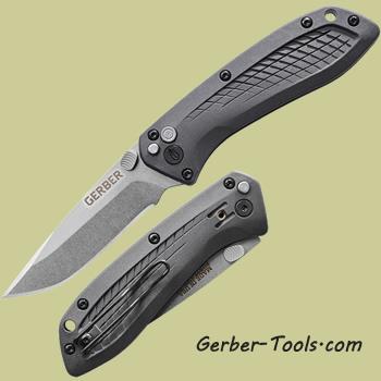 Gerber 30-001205 US-Assist Knife with S30V Blade