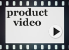Large Black Nylon Sheath product video